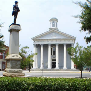 Davidson County Court House