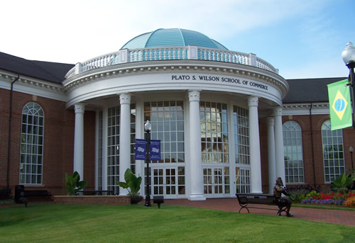 Plato S. Wilson School of Commerce, High Point University